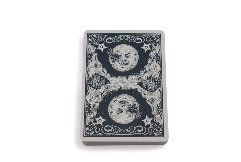 Les Méliès: Eclipse Edition Playing Cards - RarePlayingCards.com - 6