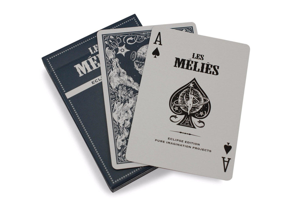 Les Méliès: Eclipse Edition Playing Cards - RarePlayingCards.com - 7