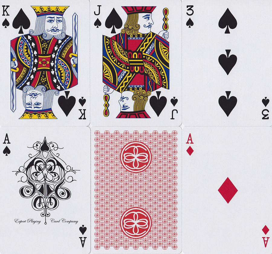 Liars & Thieves Playing Cards by Expert Playing Card Co.