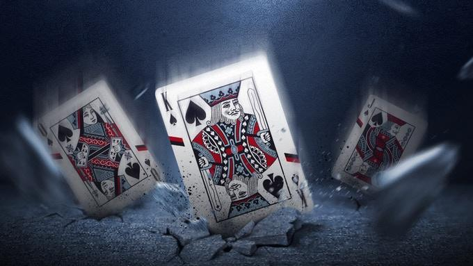 Limited Edition Furious Playing Cards by Bocopo Playing Card Co.