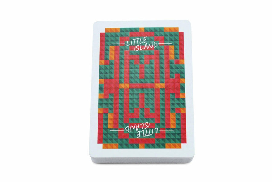 Little Island Playing Cards by US Playing Card Co.