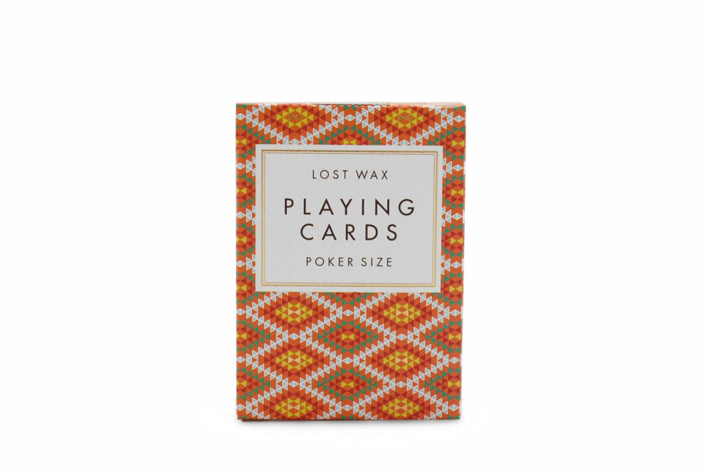 Lost Wax Playing Cards - RarePlayingCards.com - 2