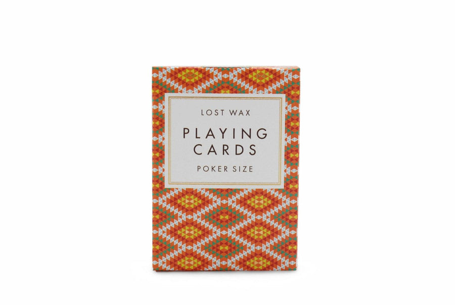 Lost Wax Playing Cards by Art of Play
