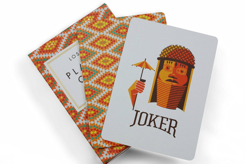 Lost Wax Playing Cards - RarePlayingCards.com - 8