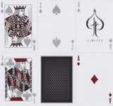 LTD Purple Playing Cards by Ellusionist