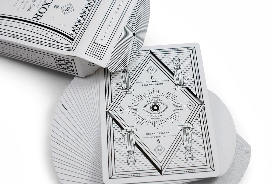 Luxor Playing Cards by Gemini