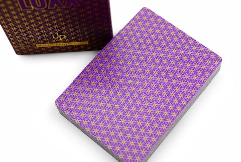 LUXX® Elliptica Playing Cards