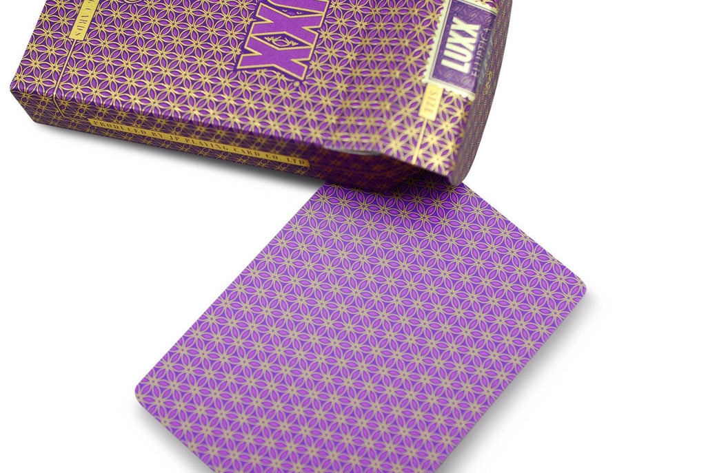 LUXX® Elliptica Playing Cards - RarePlayingCards.com - 6