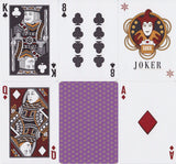 LUXX® Elliptica Playing Cards - RarePlayingCards.com - 9
