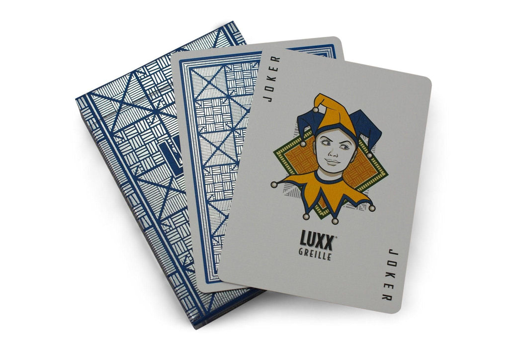 LUXX® Greille Playing Cards by LUXX
