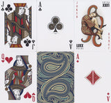 LUXX® Palme Playing Cards by LUXX