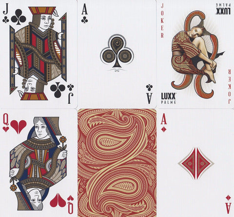 LUXX® Palme Playing Cards