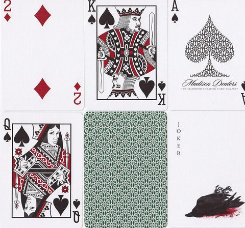 Madison Dealers Playing Cards by Ellusionist