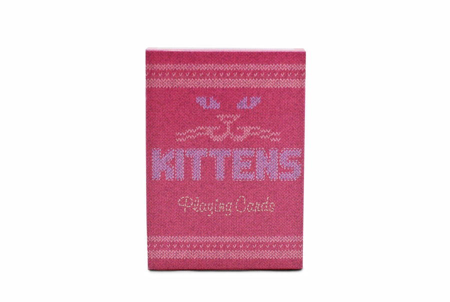 Madison Kittens Playing Cards by Ellusionist