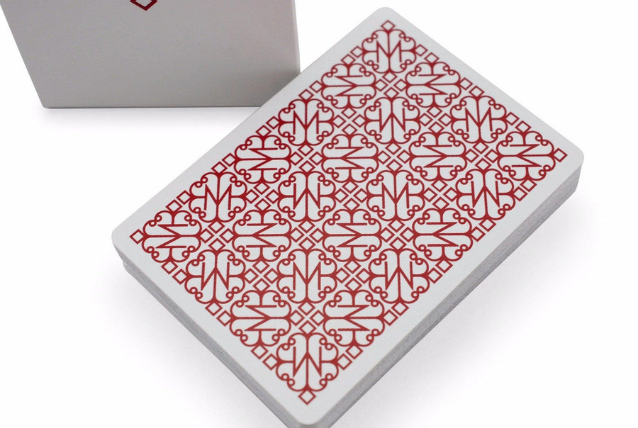 Madison Revolvers Playing Cards by Ellusionist