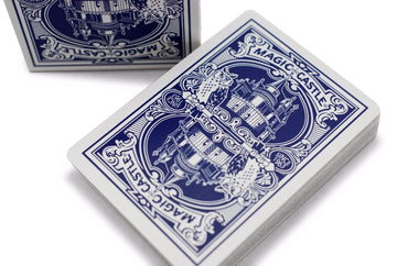 Magic Castle Playing Cards by US Playing Card Co.