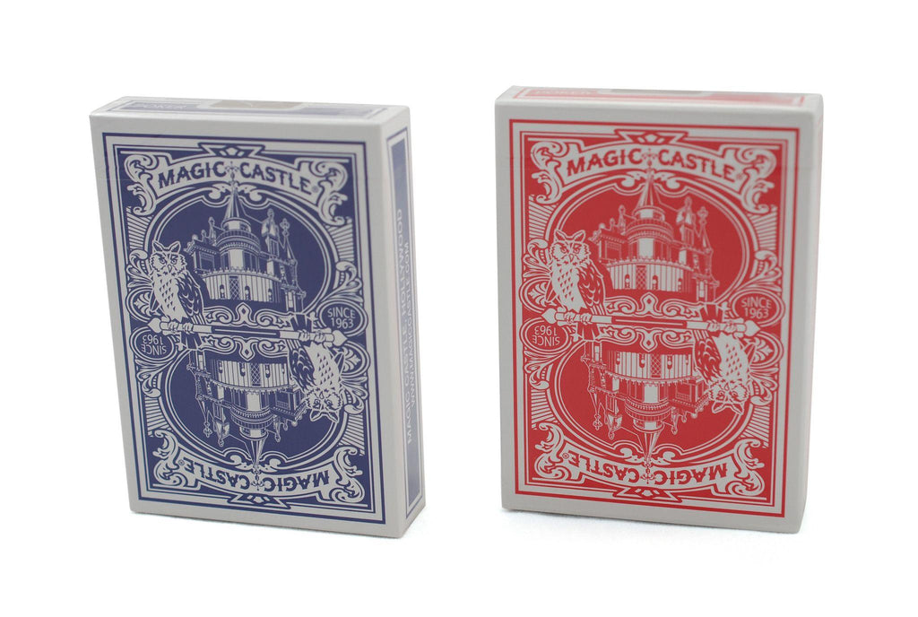 Magic Castle Playing Cards - RarePlayingCards.com - 2