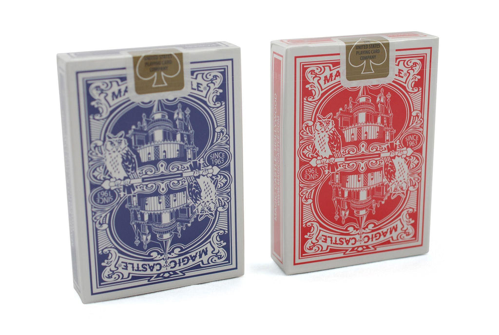 Magic Castle Playing Cards - RarePlayingCards.com - 3