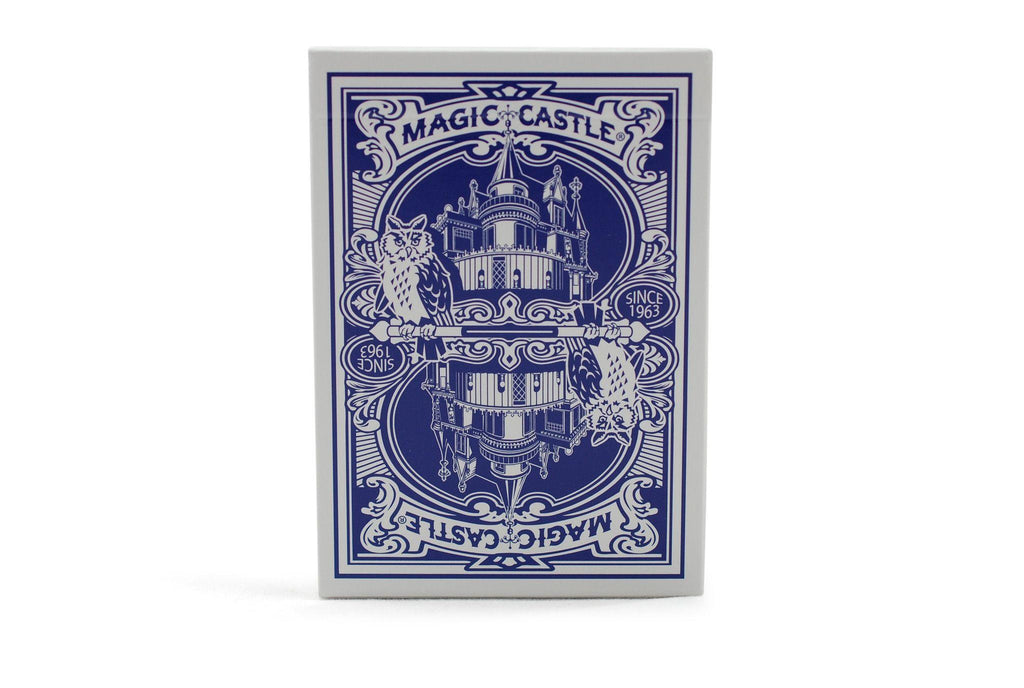 Magic Castle Playing Cards - RarePlayingCards.com - 4