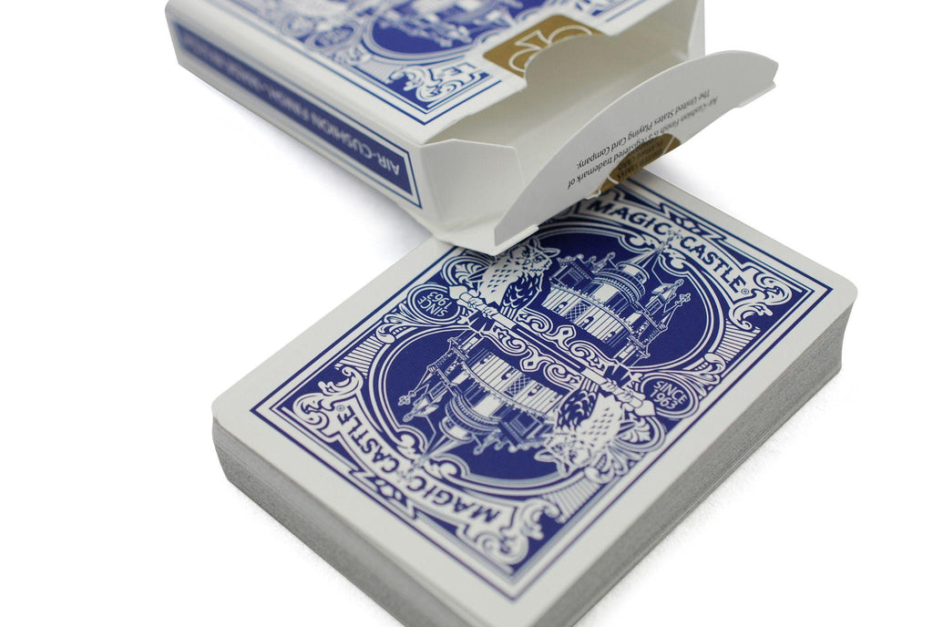 Magic Castle Playing Cards - RarePlayingCards.com - 6