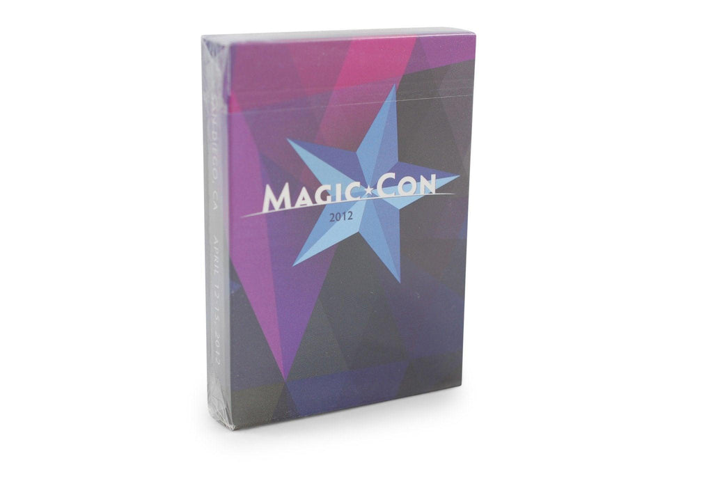 Magic-Con 2012 Playing Cards - RarePlayingCards.com - 2