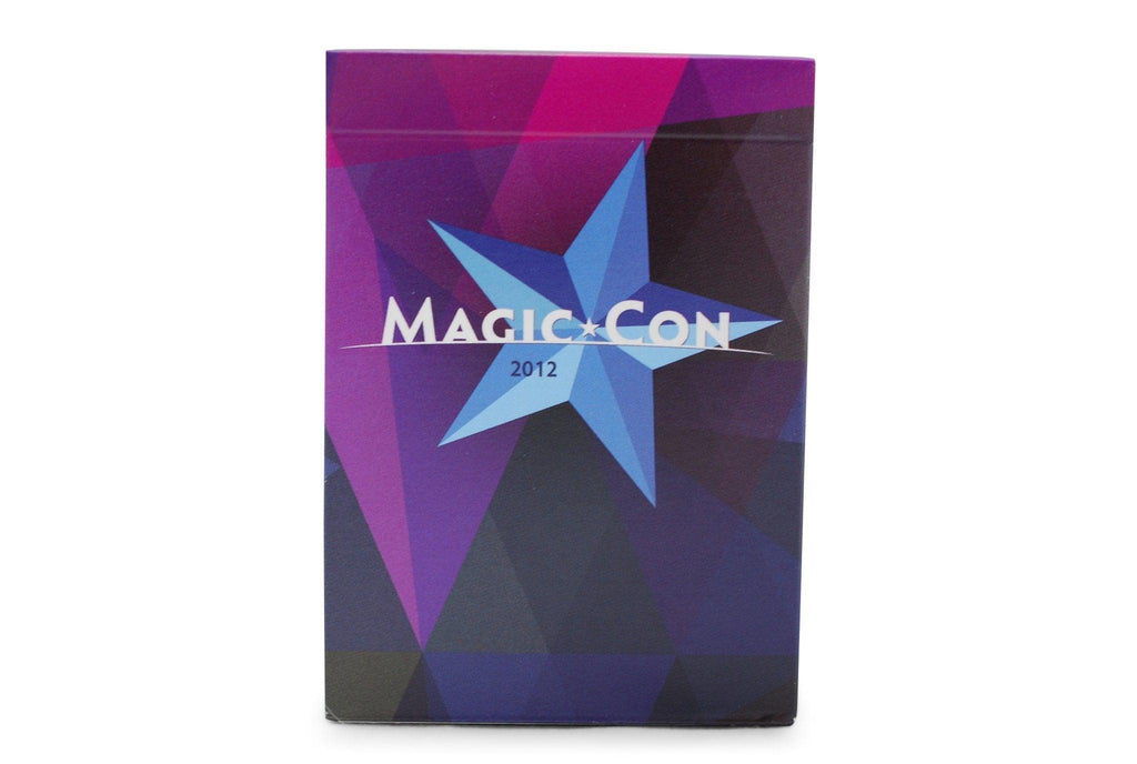 Magic-Con 2012 Playing Cards - RarePlayingCards.com - 3