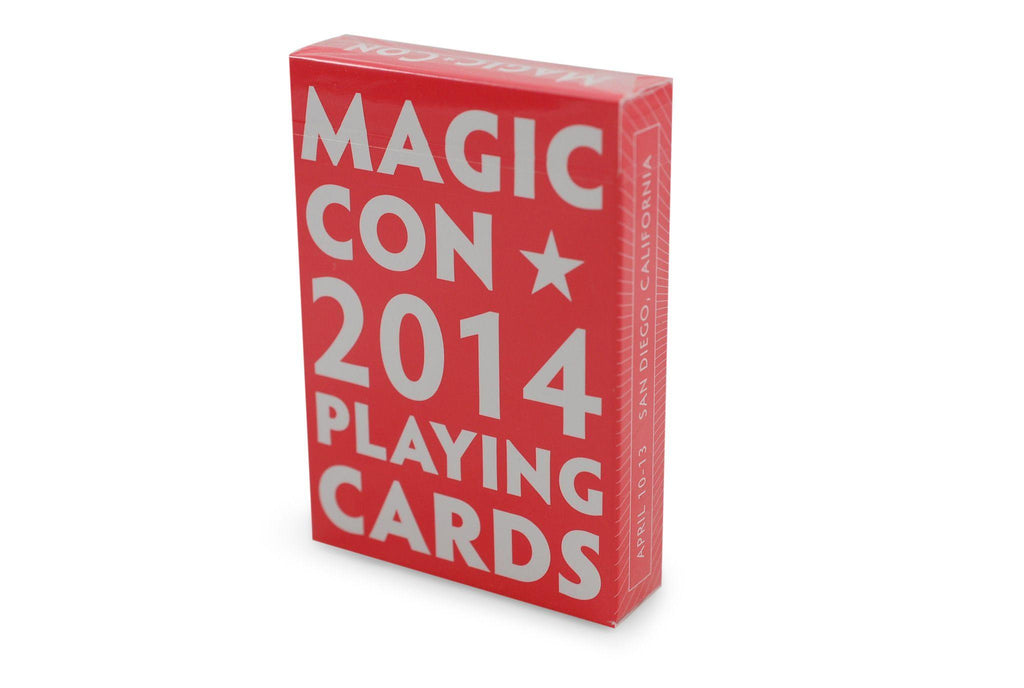 Magic-Con 2014 Playing Cards - RarePlayingCards.com - 2
