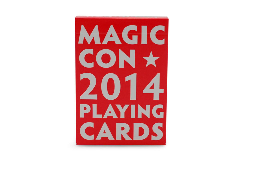 Magic-Con 2014 Playing Cards - RarePlayingCards.com - 3