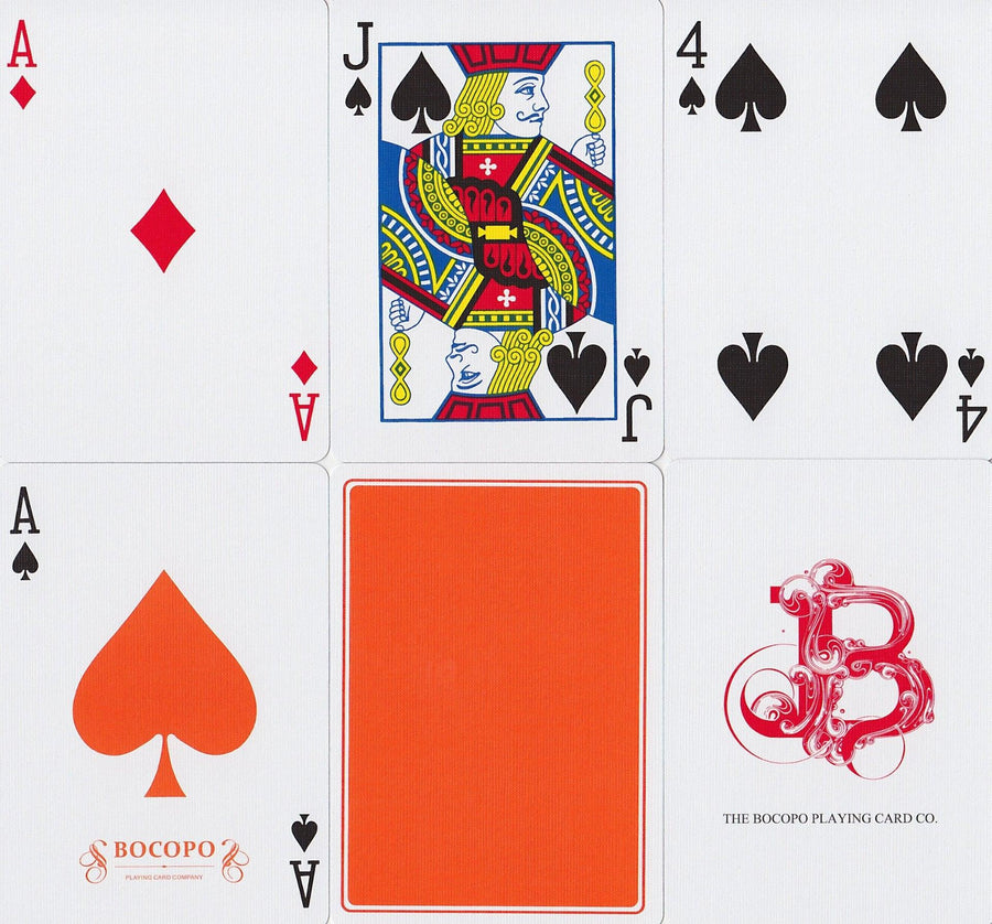 Magic Notebook Playing Cards by Bocopo Playing Card Co.