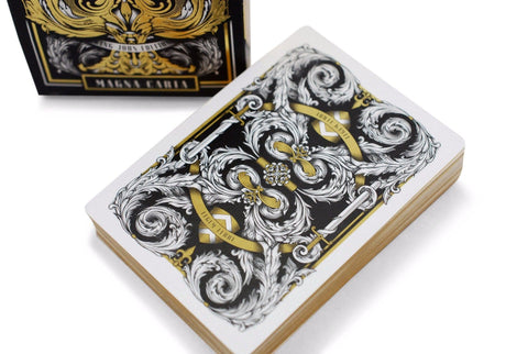 Magna Carta: King John Edition Playing Cards