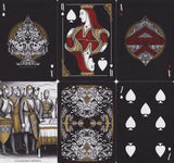 Magna Carta: Royals Playing Cards by Seasons Playing Cards
