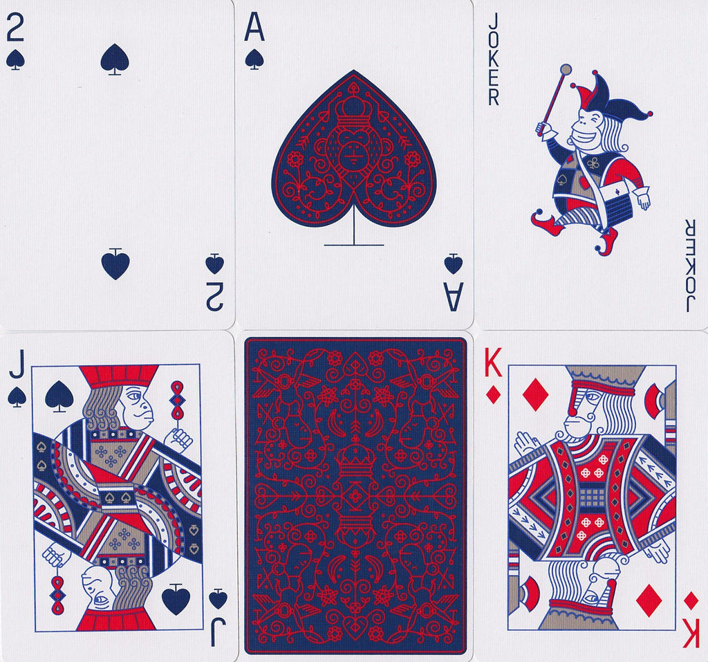 MailChimp Playing Cards - RarePlayingCards.com - 11