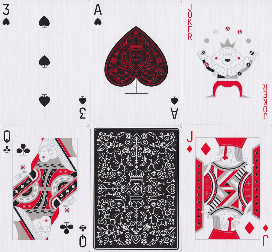MailChimp Playing Cards by Theory11