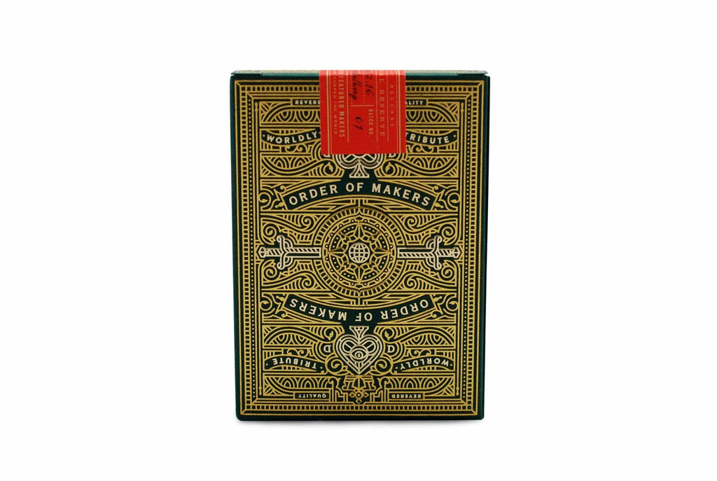 MAKERS Playing Cards - RarePlayingCards.com - 3