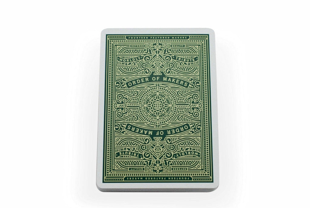 MAKERS Playing Cards - RarePlayingCards.com - 7