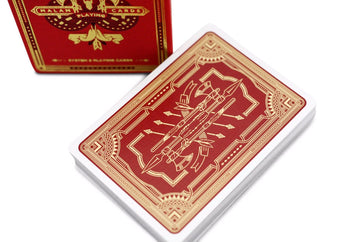 Malam Playing Cards by System 6 Magic