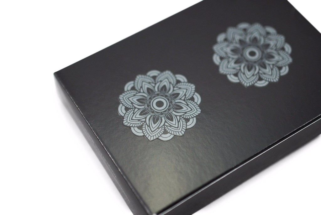 Mandalas Playing Cards - RarePlayingCards.com - 3