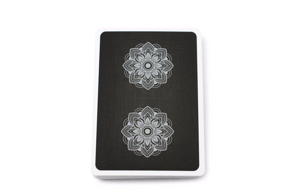 Mandalas Playing Cards - RarePlayingCards.com - 6