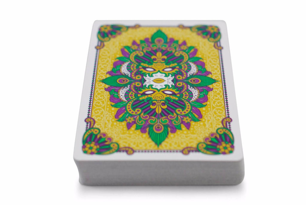 Mardi Gras Playing Cards - RarePlayingCards.com - 6