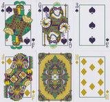 Mardi Gras Playing Cards - RarePlayingCards.com - 8