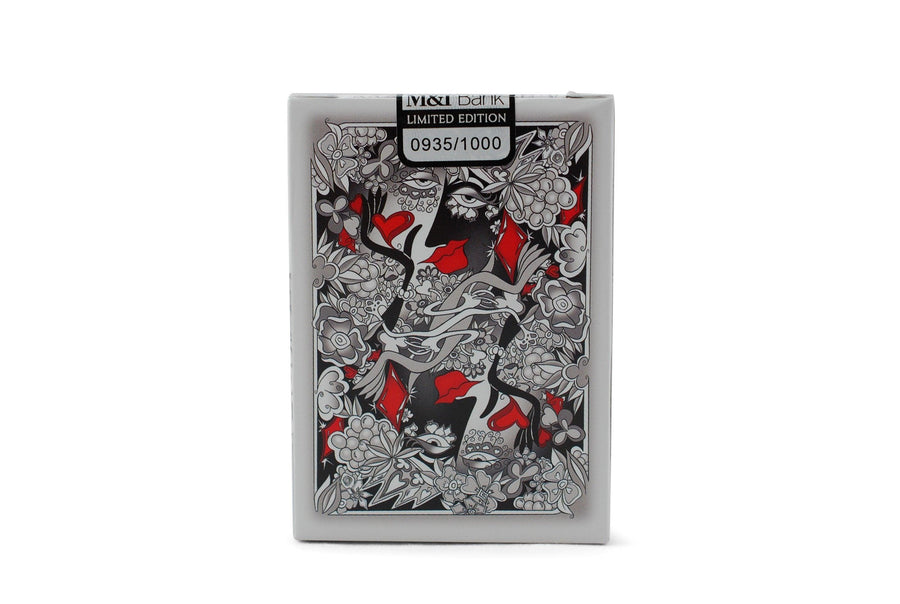 Masquerade Playing Cards by US Playing Card Co.