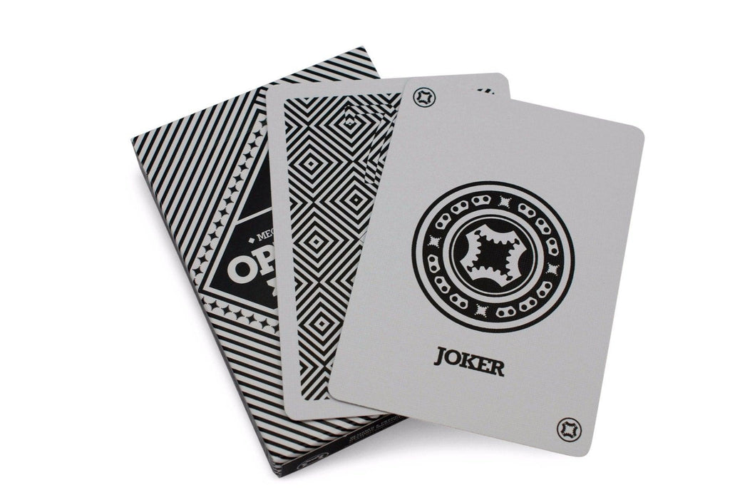 Mechanic Optricks Playing Cards - RarePlayingCards.com - 6
