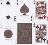 Medallions Playing Cards by Theory11