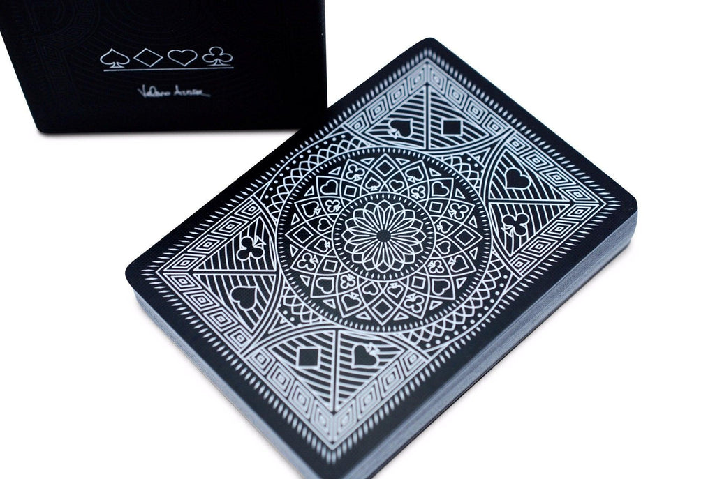 Memento Shadow Playing Cards - RarePlayingCards.com - 1