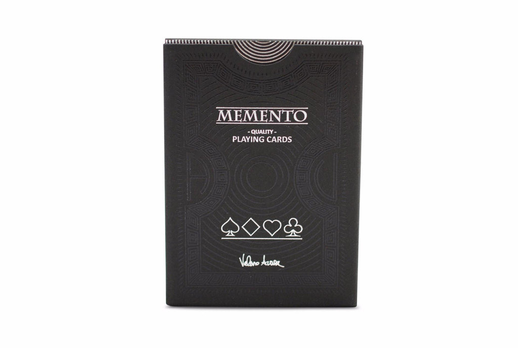 Memento Shadow Playing Cards - RarePlayingCards.com - 3