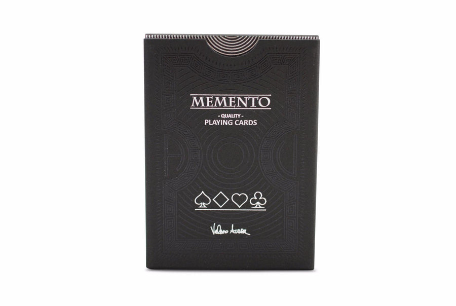 Memento Shadow Playing Cards by Legends Playing Card Co.