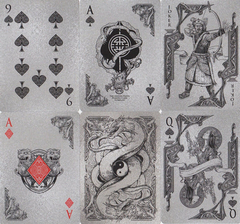 Middle Kingdom Playing Cards