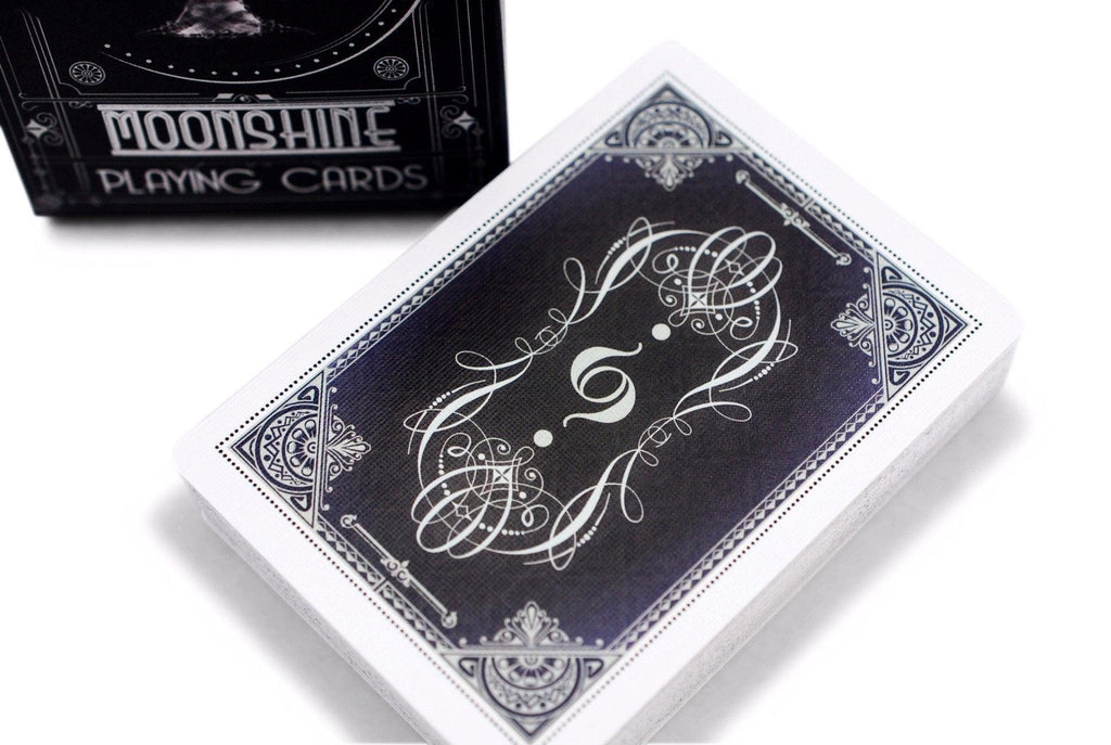 Midnight Moonshine Playing Cards - RarePlayingCards.com - 1