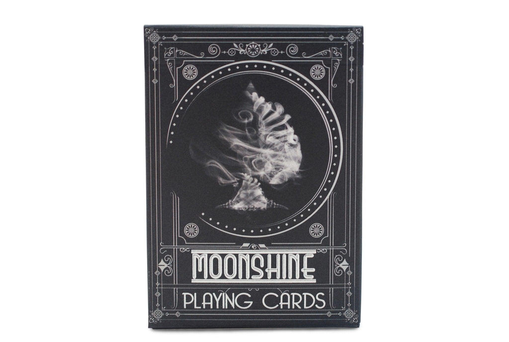 Midnight Moonshine Playing Cards - RarePlayingCards.com - 2