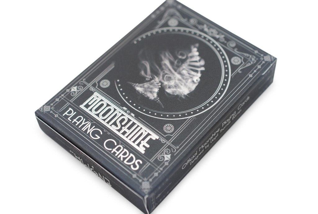 Midnight Moonshine Playing Cards - RarePlayingCards.com - 4